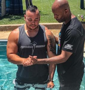 Baptism – July 2019