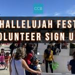 Hallelujah Fest Volunteer