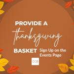 Provide a Thanksgiving Basket